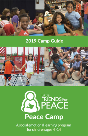 Peace Camp - Little Friends For Peace